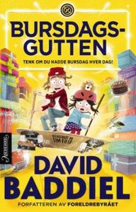Bursdagsgutten (ebok) av David Baddiel