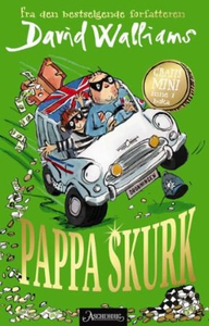 Pappa skurk (ebok) av David Walliams
