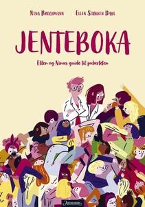 Jenteboka (ebok) av Nina Brochmann, Ellen Stø