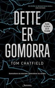 Dette er Gomorra (ebok) av Tom Chatfield