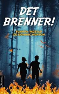 Det brenner! (ebok) av Sunniva Vagstad, Domin