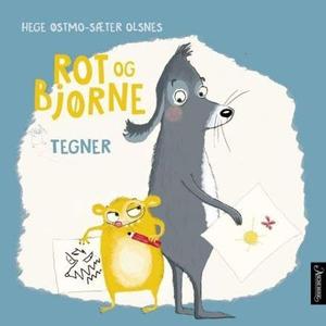 Rot og Bjørne tegner (ebok) av Hege Østmo-Sæt