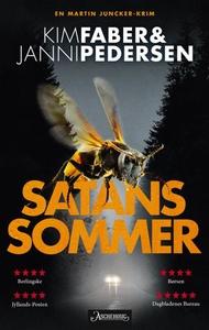 Satans sommer (ebok) av Janni Pedersen, Kim F