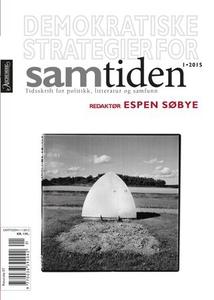 Samtiden. Nr. 1 2015 (ebok) av