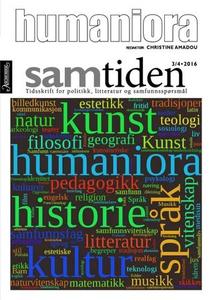 Samtiden. Nr. 3/4 2016 (ebok) av
