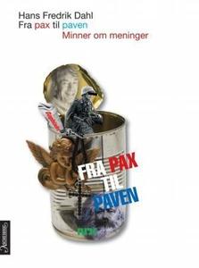 Fra Pax til paven (ebok) av Hans Fredrik Dahl