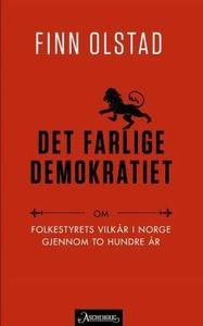 Det farlige demokratiet (ebok) av Finn Olstad