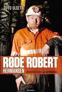 Røde Robert Hermansen (ebok) av Otto Ulseth