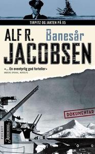 Banesår (ebok) av Alf R. Jacobsen