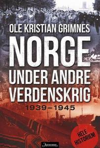 Norge under andre verdenskrig (ebok) av Ole K
