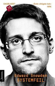Systemfeil (ebok) av Edward Snowden