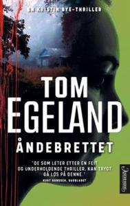 Åndebrettet (ebok) av Tom Egeland