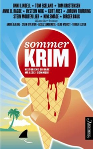 Sommerkrim 2012 (ebok) av Ukjent, Unknown
