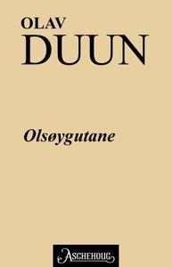 Olsøygutane (ebok) av Olav Duun