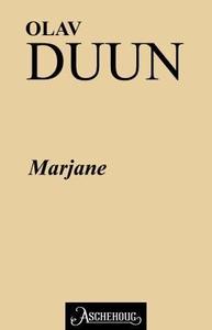 Marjane (ebok) av Olav Duun