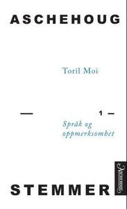 Språk og oppmerksomhet (ebok) av Toril Moi