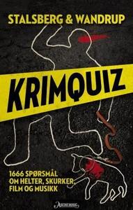 Krimquiz (ebok) av Tom Åge Stalsberg, Fredrik