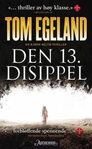 Den 13. disippel (ebok) av Tom Egeland