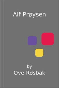 Alf Prøysen (ebok) av Ove Røsbak