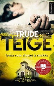 Jenta som sluttet å snakke (ebok) av Trude Te