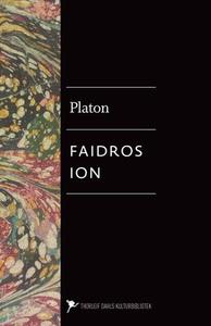 Faidros ; Ion (ebok) av Platon, Fondet for Th