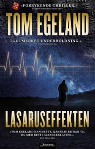 Lasaruseffekten (ebok) av Tom Egeland