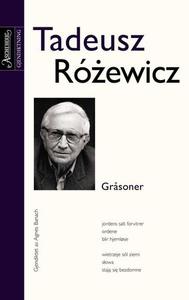 Gråsoner (ebok) av Tadeusz Różewicz, Tadeusz