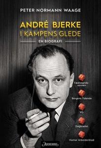 André Bjerke (ebok) av Peter Normann Waage