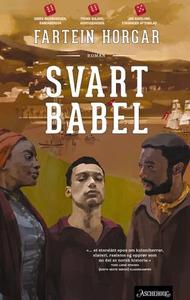 Svart Babel (ebok) av Fartein Horgar