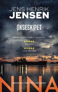 Økseskipet (ebok) av Jens Henrik Jensen
