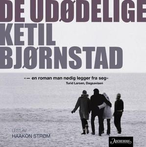 De udødelige (lydbok) av Ketil Bjørnstad