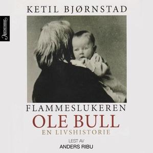 Flammeslukeren (lydbok) av Ketil Bjørnstad