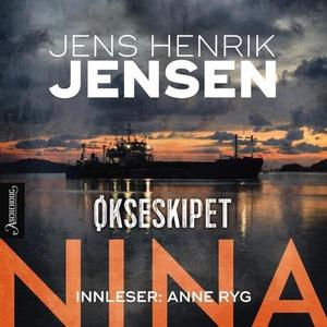 Økseskipet (lydbok) av Jens Henrik Jensen