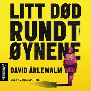 Litt død rundt øynene (lydbok) av David Ärlem