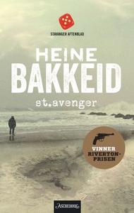 St. Avenger (ebok) av Heine T. Bakkeid