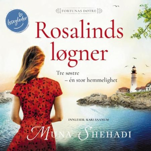Rosalinds løgner (lydbok) av Muna Shehadi