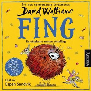 Fing (lydbok) av David Walliams