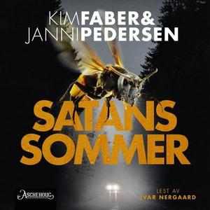Satans sommer (lydbok) av Janni Pedersen, Kim