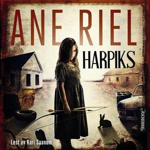 Harpiks (lydbok) av Ane Riel