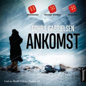 Ankomst (lydbok) av Gøhril Gabrielsen