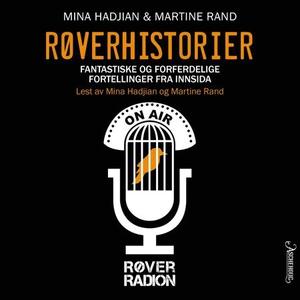 Røverhistorier (lydbok) av Mina Hadjian, Mart