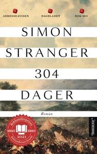304 dager (ebok) av Simon Stranger