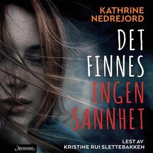 Det finnes ingen sannhet (lydbok) av Kathrine