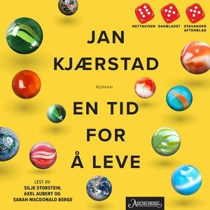 En tid for å leve (lydbok) av Jan Kjærstad