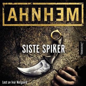 Siste spiker (lydbok) av Stefan Ahnhem