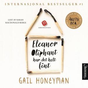 Eleanor Oliphant har det helt fint (lydbok) a