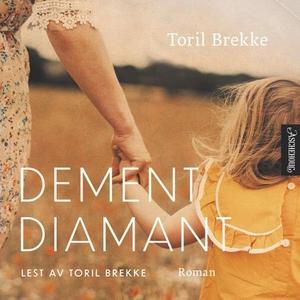 Dement diamant (lydbok) av Toril Brekke