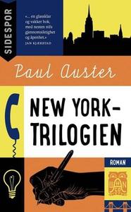 New York-trilogien (ebok) av Paul Auster