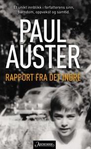 Rapport fra det indre (ebok) av Paul Auster