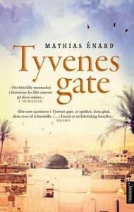 Tyvenes gate (ebok) av Mathias Énard